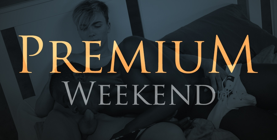 Premium 4-for-40 DVD Weekend!