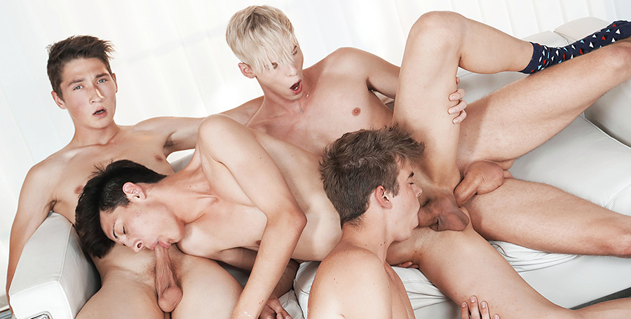 Gang bang sex images