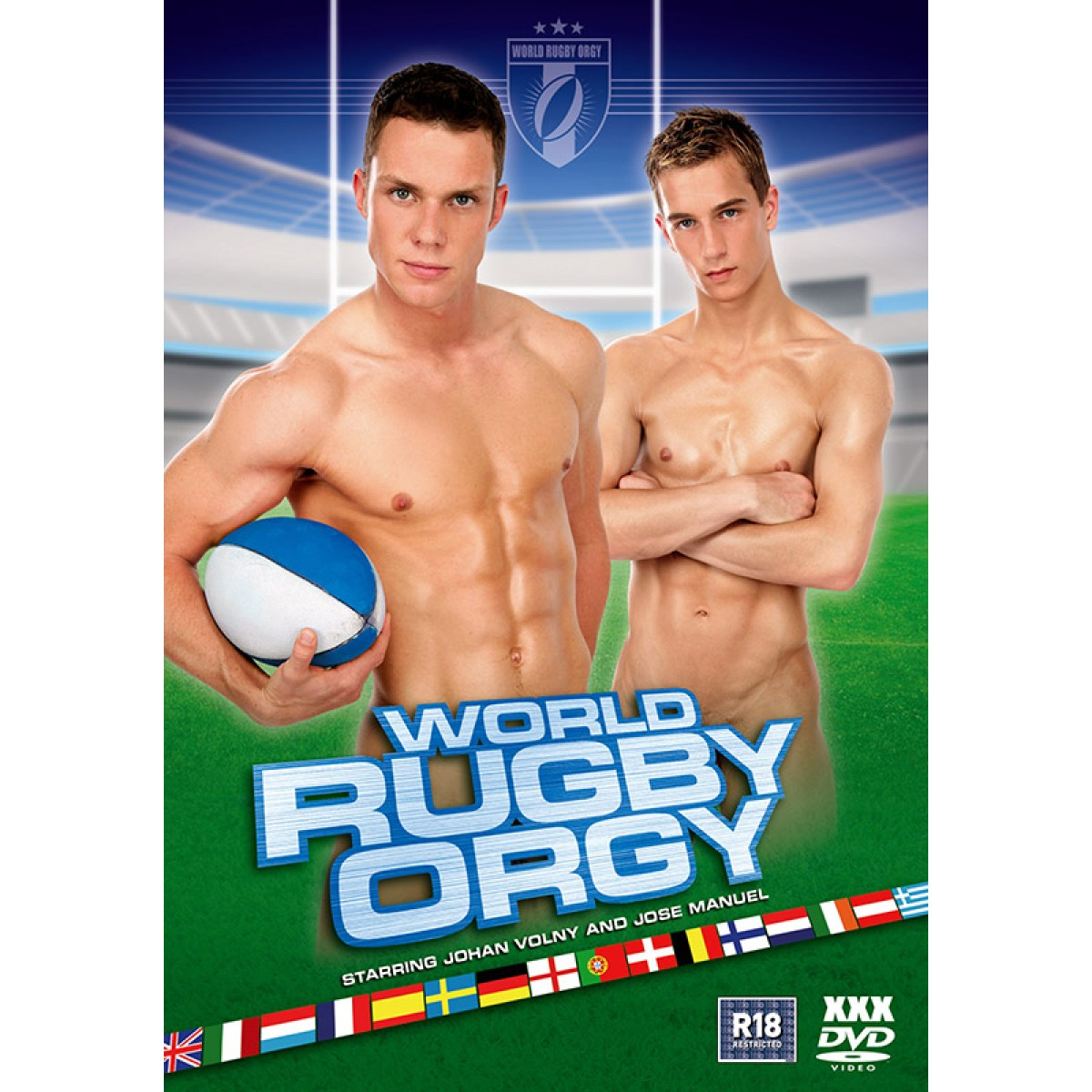 Rugby orgy part 1