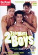 Too Many Boys 2 DVD - Front