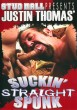 Suckin Straight Spunk DVD - Front