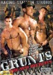 Grunts: The New Recruits DVD - Front