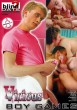 Vicious Boy Games DVD - Front