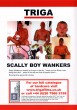 Scally Boy Wankers DVD - Back