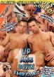 Up my Ass & Down my Throat DVD - Front