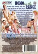 Homo on the Range DVD - Back