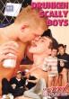 Drunken Scally Boys DVD - Front