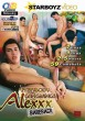 Everybody Gangbangs Alexxx Bareback DVD - Front