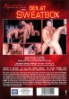 Sex at Sweatbox DVD - Back