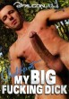 My Big Fucking Dick: Chad Hunt DVD - Front