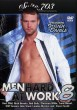 Men Hard At Work 8 DVD - Front