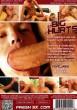 So Big It Hurts DVD (NC) - Back