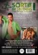 Sortie De Secours DVD - Back