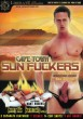 Cape Town Sun Fuckers And Kurt's Kouch DVD - Front