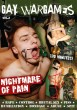 Nightmare Of Pain DVD - Front