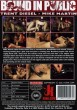 Bound In Public 3 DVD (S) - Back