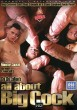 All About Big Cock DVD - Front