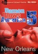Damon Blows America #5 DVD - Front