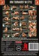 Naked Kombat 19 DVD (S) - Back