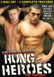 Hung Heroes - The Trilogy DVD - Front