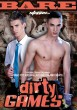 Dirty Games DVD (NC) - Front