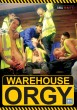 Warehouse Orgy DVD - Front