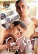 Cum Slut Heaven DVD - Front