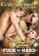 Love Me Tender - Fuck Me Hard DVD - Front