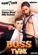 Boss Vs Twink DVD - Front