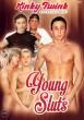 Young Sluts DVD - Front