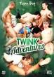 Twink Adventures DVD - Front