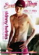 Skinny Twinks: Alfie vs Riley DVD - Front