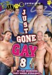 Just Gone Gay 8 DVD - Front