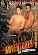 Sexual Adventures DVD - Front