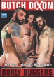 Burly Buggers DVD - Front