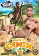 Monster Cock Island 2 DVD - Front
