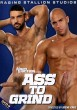 Ass To Grind DVD - Front
