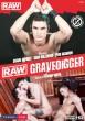 Raw Gravedigger DVD - Front