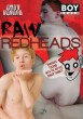 Raw Redheads DVD - Front