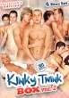 Kinky Twink Box Volume 2 DVD - Front