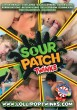 Sour Patch Twinks DVD - Front