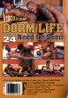 Dorm Life 24: Need for Speed DVD - Back