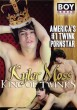 Kyler Moss - King Of Twinks DVD - Front