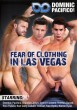 Fear of Clothing in Las Vegas DVD - Front