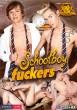 Schoolboy Fuckers DVD - Front