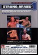 Strong-Armed 1 DVD - Back