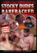 Stocky Dudes Barebacked DVD - Front
