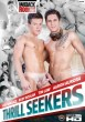 Thrill Seekers DVD - Front
