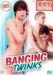 Banging Twinks DVD - Front