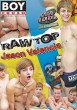 Raw Top: Jason Valencia DVD - Front